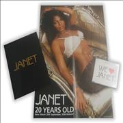 Click here for more info about 'Janet Jackson - 20.Y.O.'