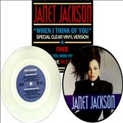 Click here for more info about 'Janet Jackson - A Collection of 3 x 7