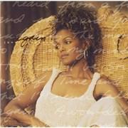 "Janet Jackson Again UK 7"" vinyl"