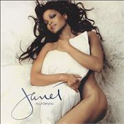 Janet Jackson All For You France CD single