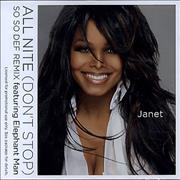 Click here for more info about 'Janet Jackson - All Nite (Don't Stop) - So So Def Remix'