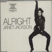 Click here for more info about 'Janet Jackson - Alright'