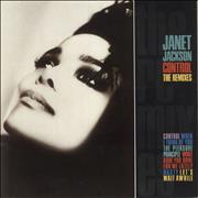 Click here for more info about 'Janet Jackson - Control - The Remixes'