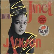 Click here for more info about 'Janet Jackson - Control Video Mix'