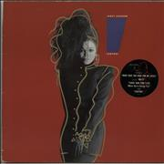 Click here for more info about 'Janet Jackson - Control - Stickered sleeve'