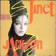 Click here for more info about 'Janet Jackson - Control'