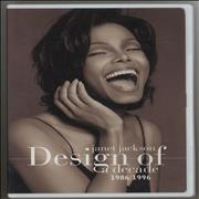 Click here for more info about 'Janet Jackson - Design Of A Decade 1986/1996'