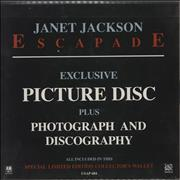 Click here for more info about 'Janet Jackson - Escapade'