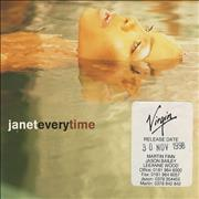 Click here for more info about 'Janet Jackson - Everytime'