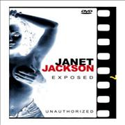 Janet Jackson Exposed UK DVD