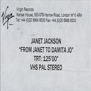Click here for more info about 'Janet Jackson - From Janet to Damita Jo'