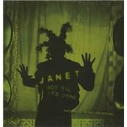 """Janet Jackson Got 'Til It's Gone - Double Pack UK 12"""" vinyl"""