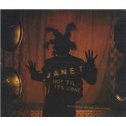 Janet Jackson Got 'til It's Gone Germany CD single