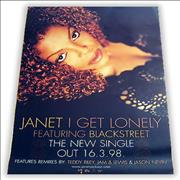 Click here for more info about 'Janet Jackson - I Get Lonely - 15