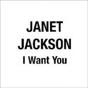 Janet Jackson I Want You Spain CD single Promo