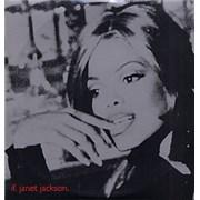 "Janet Jackson If - Double Pack USA 12"" vinyl Promo"