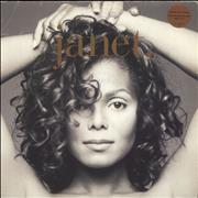 Click here for more info about 'Janet Jackson - Janet - VG'