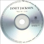 Click here for more info about 'Janet Jackson - Make Me'
