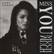 Click here for more info about 'Janet Jackson - Miss You Much'
