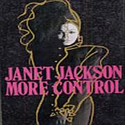 Click here for more info about 'Janet Jackson - More Control'