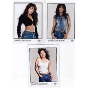 Janet Jackson Promo Photos - Set of Three - All For You Mexico photograph Promo