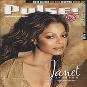 Click here for more info about 'Janet Jackson - Pulse!'