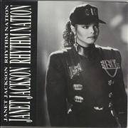 Click here for more info about 'Janet Jackson - Rhythm Nation - Gatefold'