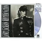 Janet Jackson Rhythm Nation Germany CD single