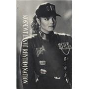 Janet Jackson Rhythm Nation UK cassette single