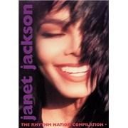 Janet Jackson Rhythm Nation UK DVD
