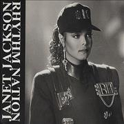 Janet Jackson Rhythm Nation USA CD single