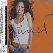 Janet Jackson Someone To Call My Lover Japan CD single