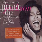 Janet Jackson The Best Things In Life... '95 UK 2-CD single set