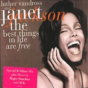Click here for more info about 'Janet Jackson - The Best Things In Life Are Free'