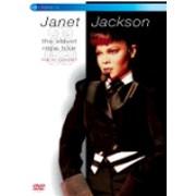 Janet Jackson The Velvet Rope Tour UK DVD