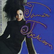 """Janet Jackson What Have You Done For Me Lately Australia 7"""" vinyl"""
