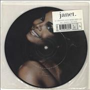"Janet Jackson Whoops Now UK 7"" picture disc"