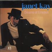 Click here for more info about 'Janet Kay - Dreams Of Emotion'