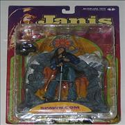 Click here for more info about 'Janis Joplin - Action Figure'