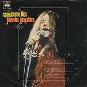 Click here for more info about 'Janis Joplin - Conquistame Dios'