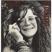 Janis Joplin In Concert - Sunburst Label Netherlands 2-LP vinyl set