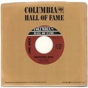 """Janis Joplin Mercedes Benz USA 7"""" vinyl"""