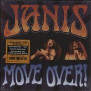 Click here for more info about 'Janis Joplin - Move Over - Sealed Box'