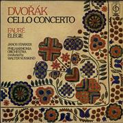 Click here for more info about 'Janos Starker - Dvorák: Cello Concerto / Fauré: Élégie'