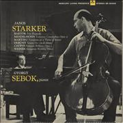 Click here for more info about 'Janos Starker - Plays Works By Debussy, Bartók And Others - 1st'