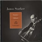 Click here for more info about 'Janos Starker - Prokofiev: Cello Concerto / Milhaud: Cello Concerto No. 1'