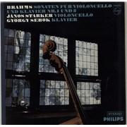 Click here for more info about 'Janos Starker - Sonaten Für Violoncello Und Klavier Nr.1 Und 2'