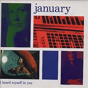Click here for more info about 'January - I Heard Myself In You'