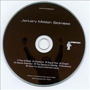 Click here for more info about 'January - Motion Sickness'