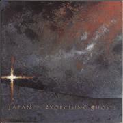 Click here for more info about 'Japan - Exorcising Ghosts + lyric insert'
